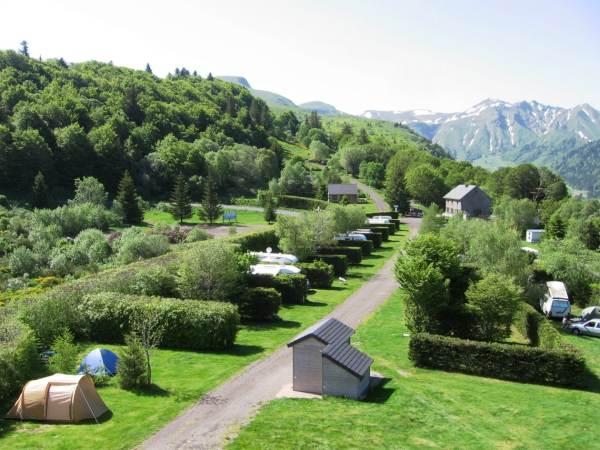 Le massif du Sancy encore enneigé!