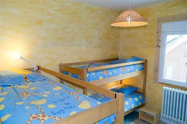 chambre enfant 4 lits