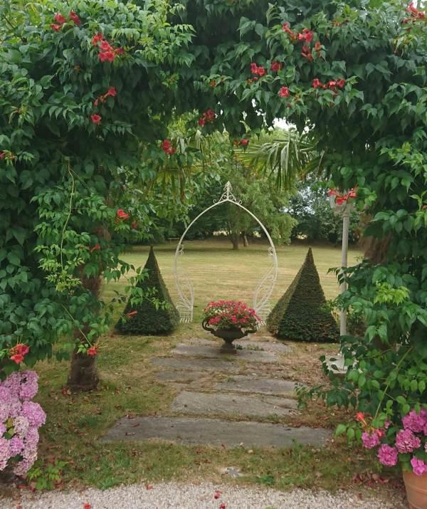 Chambre d'hôtes Aux Jardins de l'Emilière