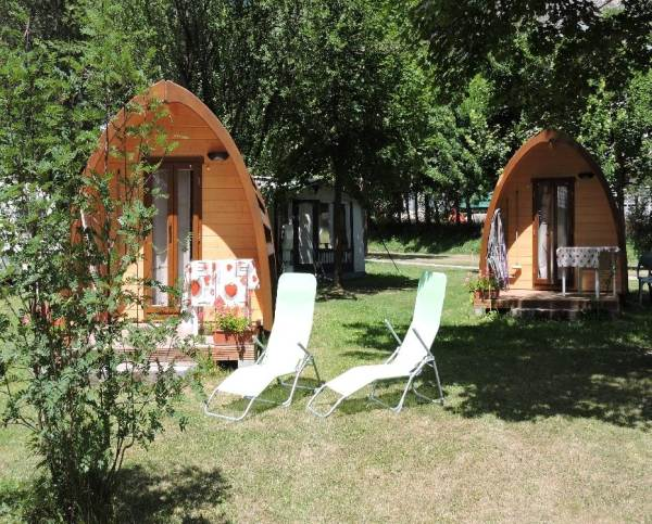 Camping les Mélèzes TERMIGNON
