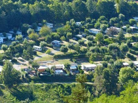 Camping des Gorges de la Loire