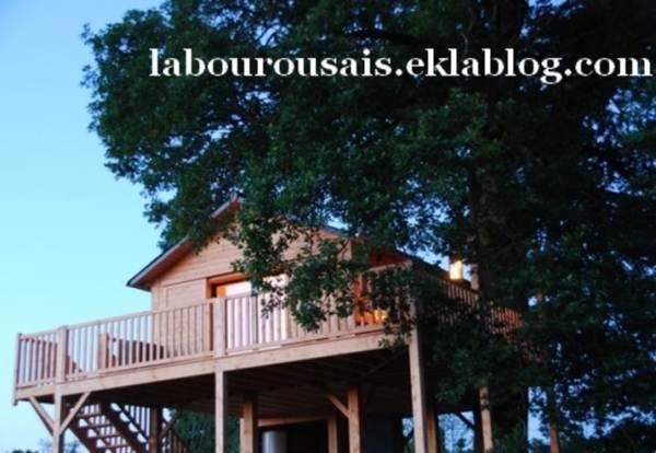 Cabanes La Bourousais
