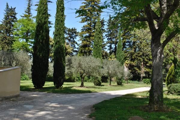 Le Parc côté Nord