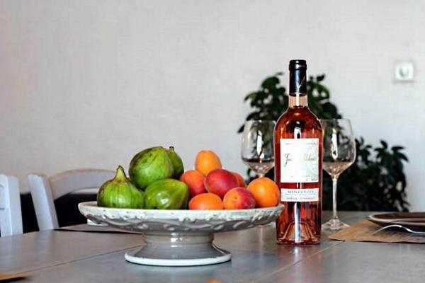 Venez gouter le vin de la région