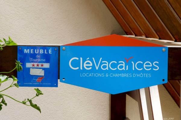 Meublé tourisme Clé-vacances