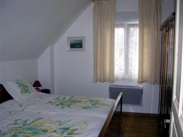 Une chambre de l'étage