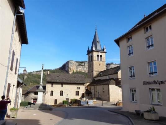 le village l'église le musée maison du patrimoine