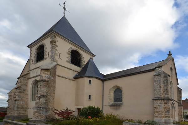 Eglise de Germaine