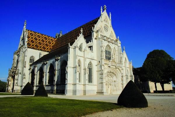 Monastère Royal de Brou à Bourg-en-Bresse, Monument préféré des français 2014
