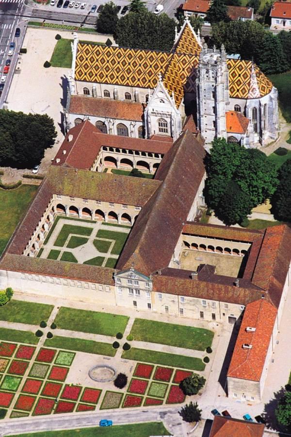 Monastère Royal de Brou à Bourg-en-Bresse