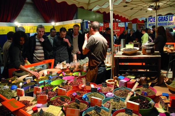 Salon de la gastronomie à Bourg-en-Bresse