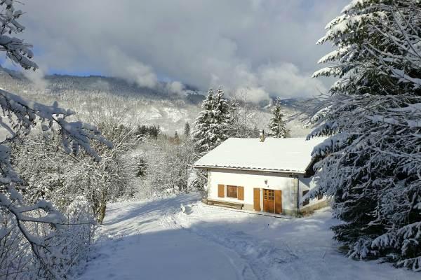 Gite de groupe pour 6/12 personnes (Isère - Lans en vercors - massif du Vercors) idéal groupe ou famille