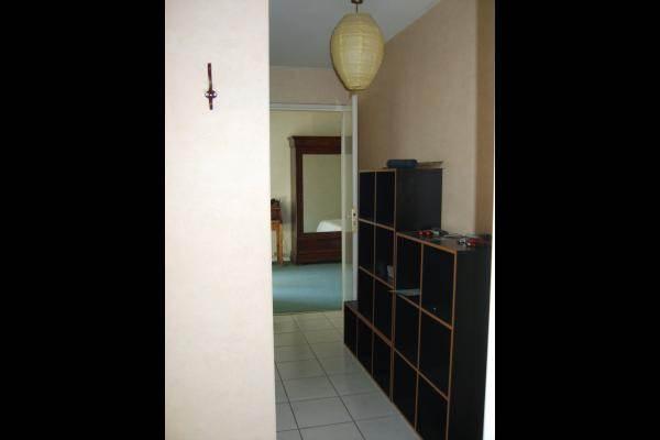 Couloir entre Séjour et Chambre
