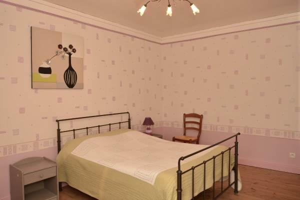 Chambre vaste et confortable