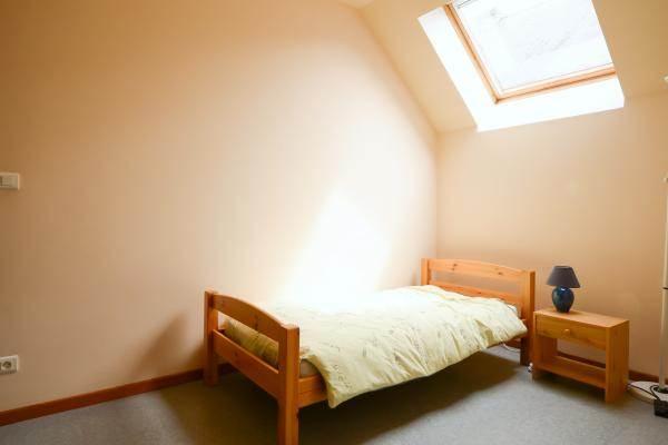 Chambre lit 1 personnes + lit superposé