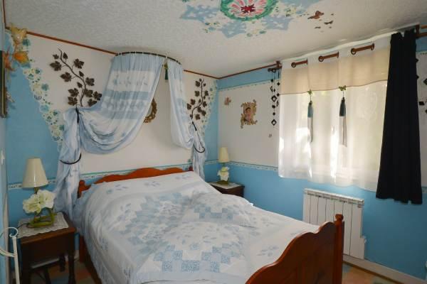 Chambre lit 140X190 cm