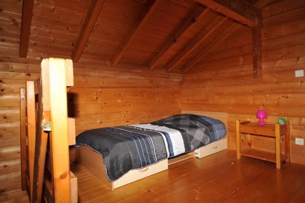 Mezzanine avec 1 couchage d'appoint