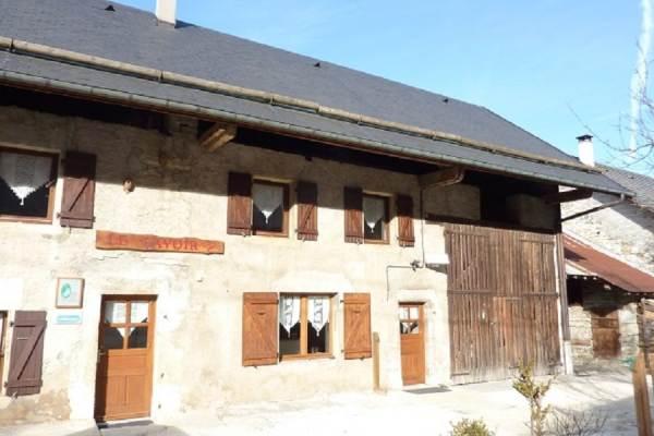 Le Lavoir  ancienne ferme de 1870