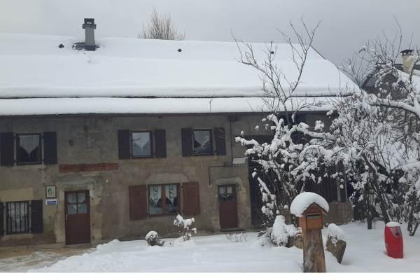 L hiver au LAVOIR Déc 2017