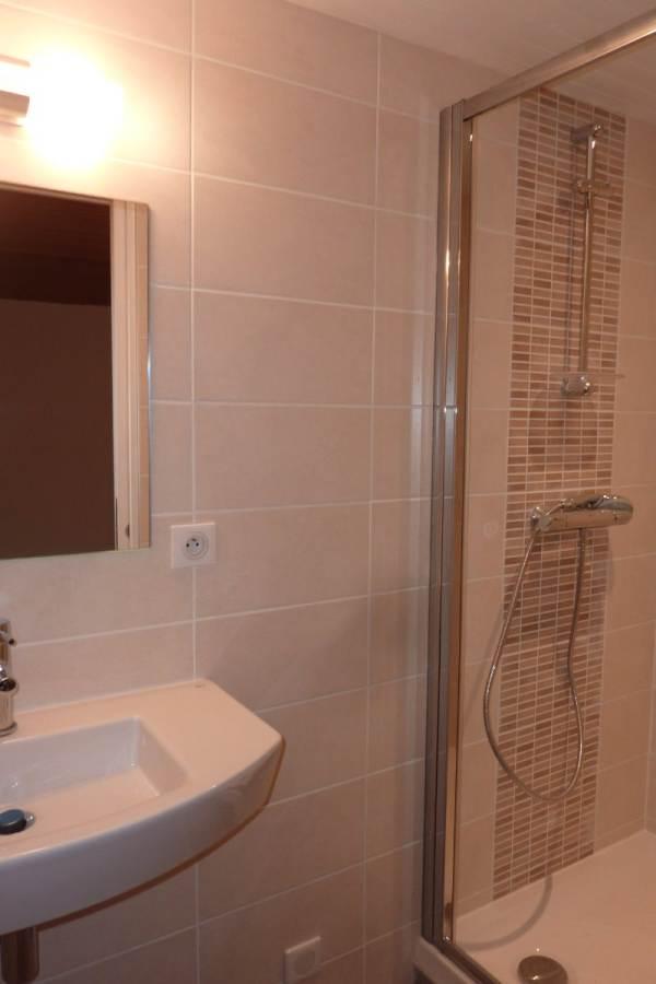 Salle de bain:chambre parentale