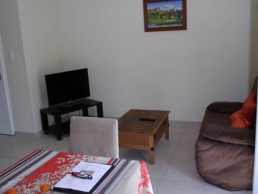 séjour sympa, BZ en 140, TV écran plat, Wi-fi gratuit