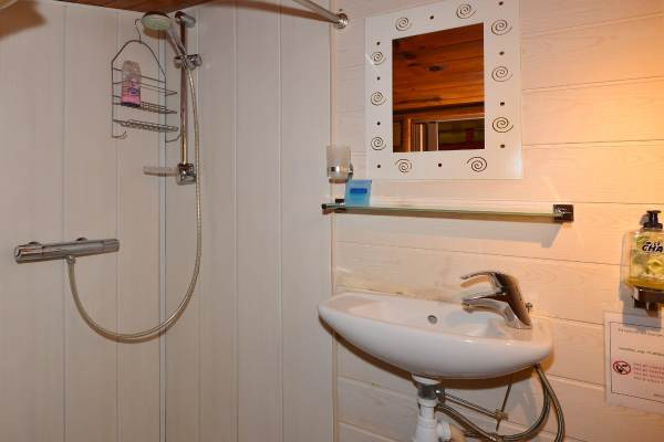 Petite salle d'eau