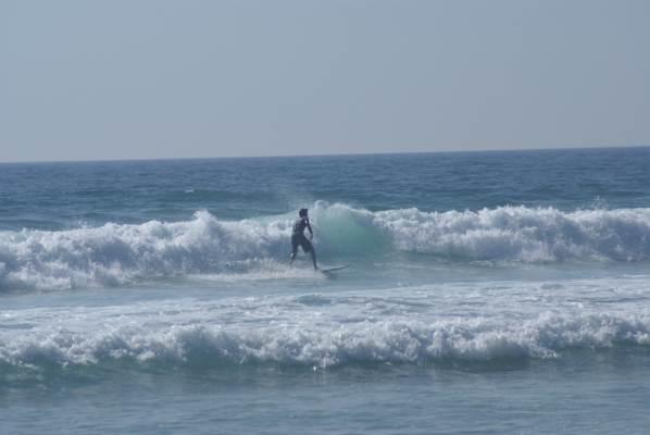 Surf à Contis