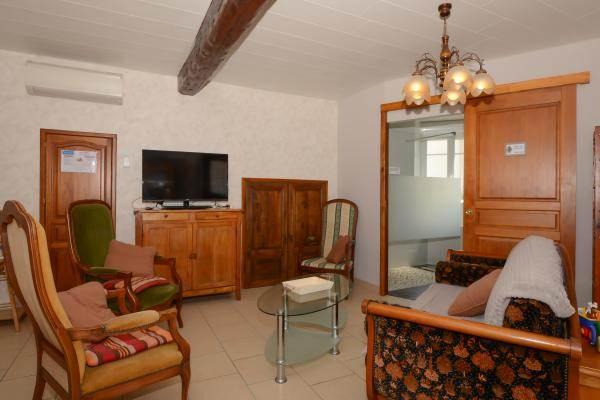 Salon espace climatisé