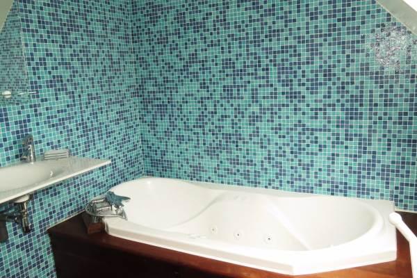 salle de bain balnéo