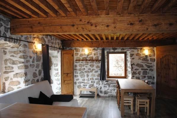 Le Gîte Le Cairn, famille pour 2 à 14 personnes (Isère - Vercors - Gresse en Vercors)