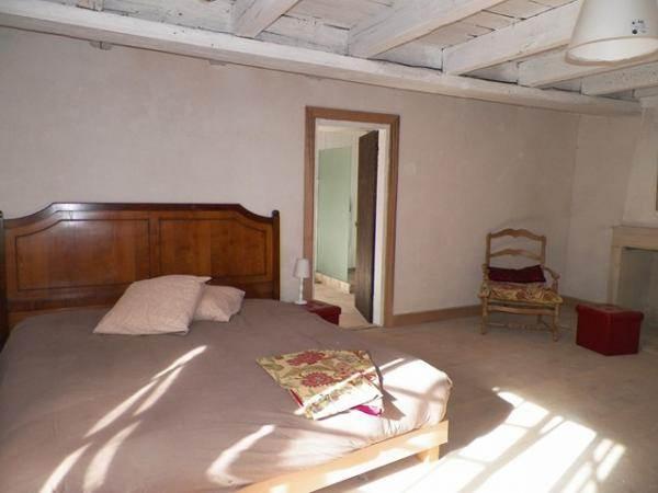 la chambre de Léonce et Nanette