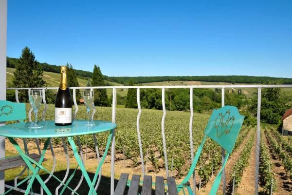 Accueil en Champagne