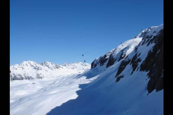 Magnifique domaine skiable d'Alpe d'Huez