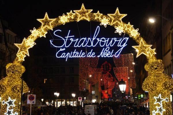 marche de Noel en Alsace, Strasbourg