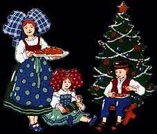 art et tradition de Noel en Alsace,