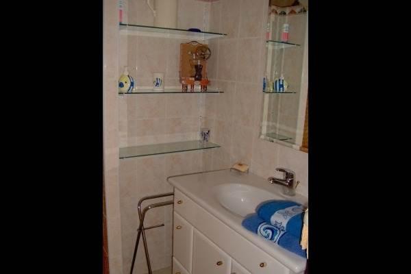 la 2ième salle de bain ave couche et WC