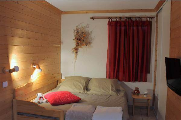 chambre n° 2 : 2 couchages (2X80 cm)