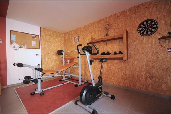 salle de sports commune