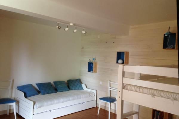chambre 3 bleue