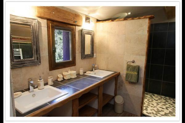 Salle de bain familiale second étage