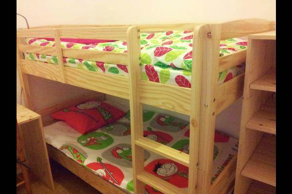 Petite chambre enfant
