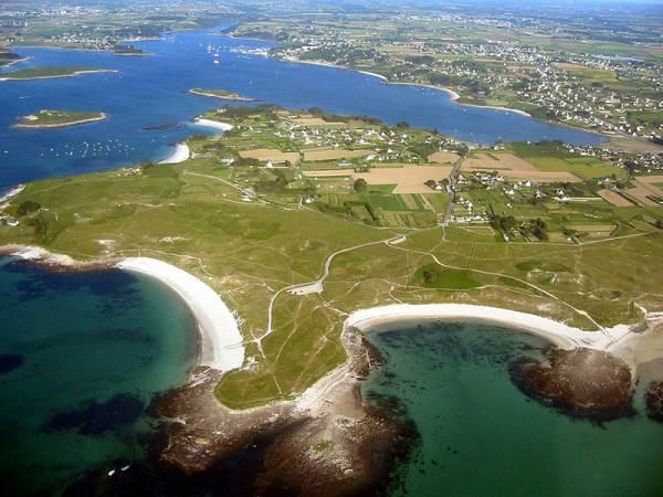 La presqu'île de Ste Marguerite