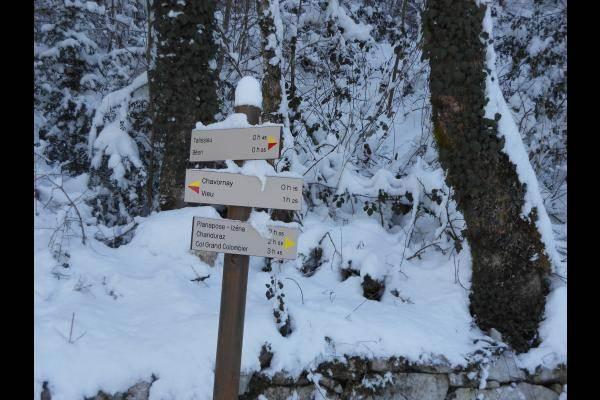 chemin de rando  raquettes-ski-vtt