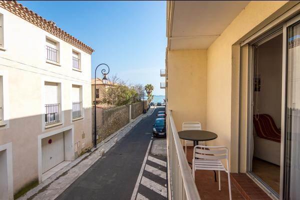 ME-017 Appartement  situé à 2 pas de la plage ME-017