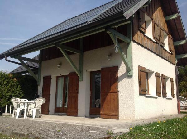 Location vacances : Chalet Riante Colline pour 5 pers. à Talloires, lac d'Annecy en Haute-Savoie