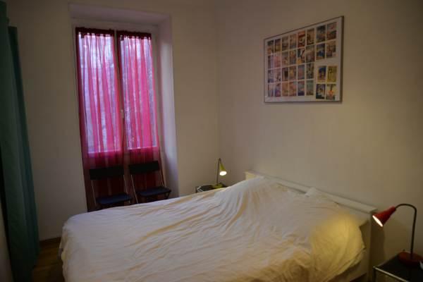 Chambre avec lit de 160 cm