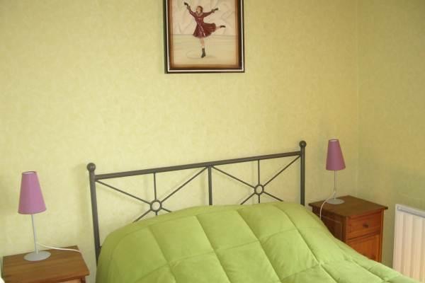 chambre 2 literie en 140x200