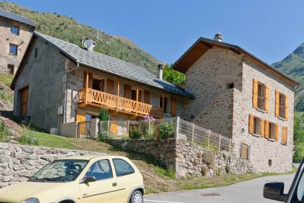 Gite avec vue imprenable proximité stations de ski de l'Oisans (Isère)