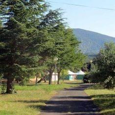 Domaine Castel Fizel nature camping