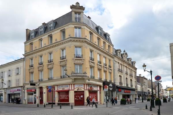 Appartement au coeur d'Epernay